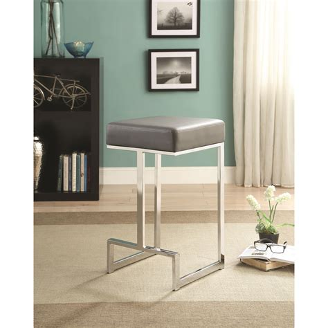Coaster Contemporary Counter Height Stools by Coaster Dining Chairs And Bar Stools Contemporary Counter
