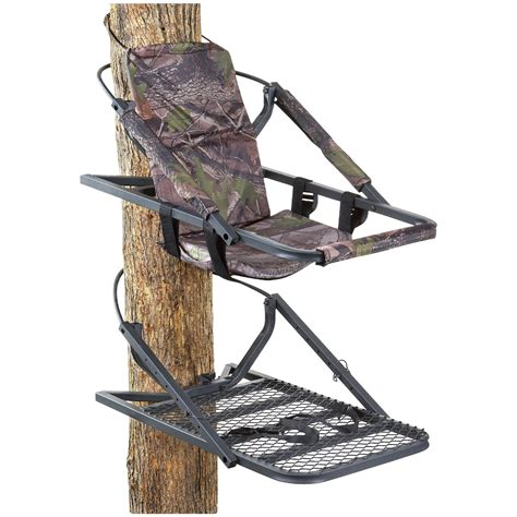 top tree stands for real trees the 5 best climbing tree stand reviews for 2018