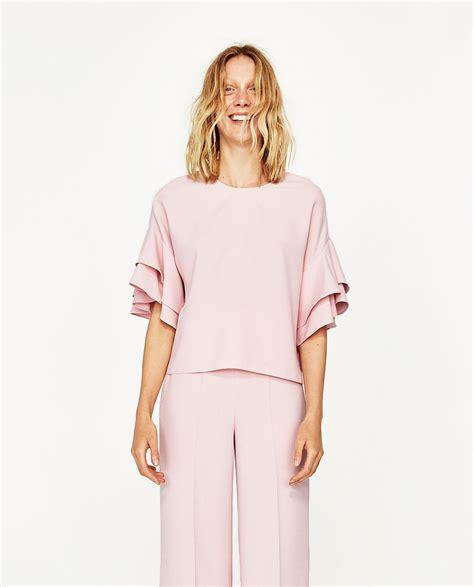 New Zaura Top tops from zara oasis fashion