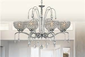 Dining Room Crystal Chandelier by Modern Hanging Crystal Chandelier Luxury Foyer Chandeliers