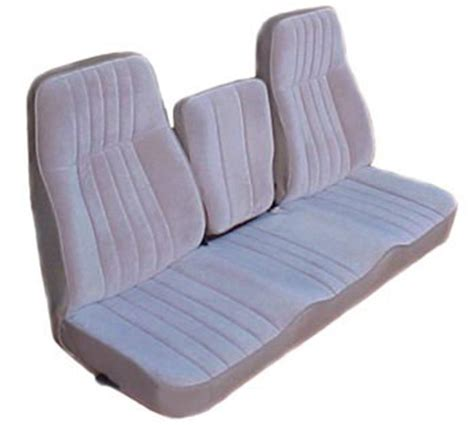 dodge truck bench seat early truck replacement seats chevy ford dodge pismo c