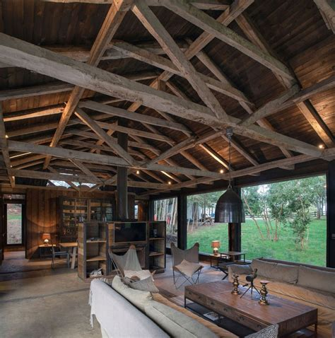 rustic barn designs rustic barn house in chile