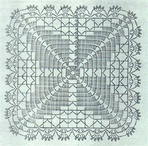 Taplak Meja Rajut 03 Crochet Sun croche maravilha de arte 09 01 2011