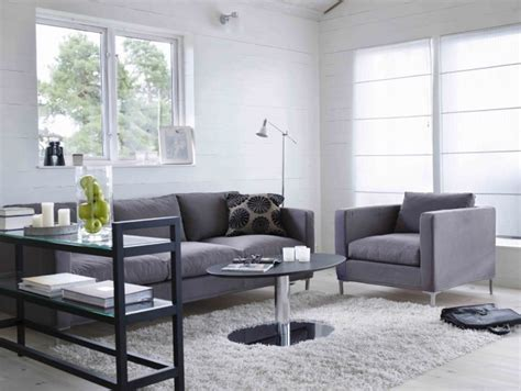 White Sofa Living Room Decorating Ideas Living Room Amazing Grey Living Room Decorating Ideas With Grey Microfiber Sectional