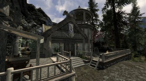 Where To Build Your Own House In Skyrim ? House Plan 2017