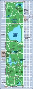 Map Of Central New York by Central Park Map