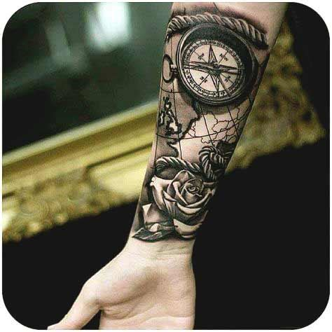 75 best rose tattoos for women and men 90 coolest forearm tattoos designs for and you