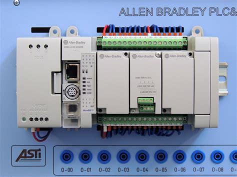 allen bradley plc hmi panel asti automation