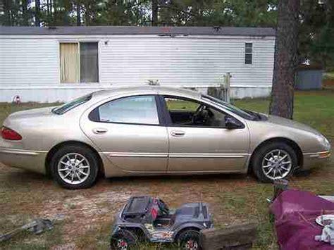 2000 Chrysler Concorde Mpg Sell Used 2000 Chrysler Concorde Lx Sedan 4 Door 2 7l In