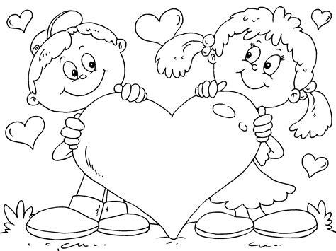 imagenes blanco y negro san valentin im 193 genes de san valentin para colorear imprimir gratis