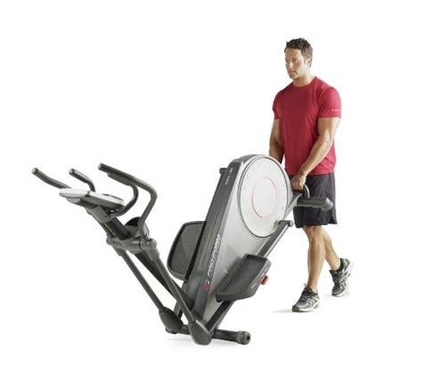 proform comfort stride elliptical proform comfort stride sporting goods exercise fitness