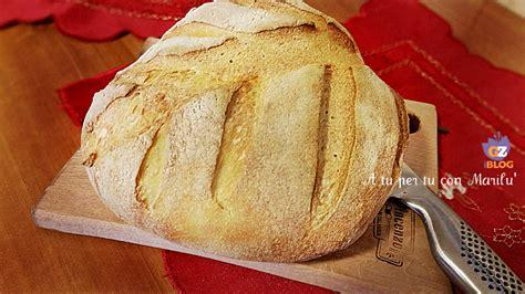 pane di semola fatto in casa pane di semola pane fatto in casa con le bolle ricetta
