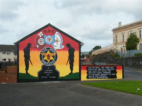 Murals Wall shankill road estate belfast image 11 of 88