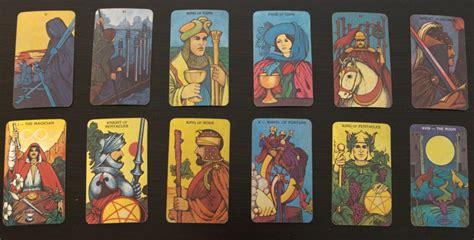 2014 tarot reading ethony