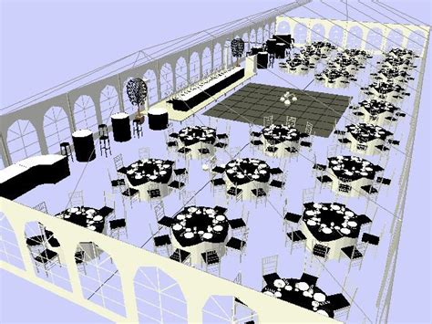 layout of wedding reception 1000 images about midwest tent layouts on pinterest