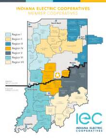 electric cooperatives map our service area tipmont remc