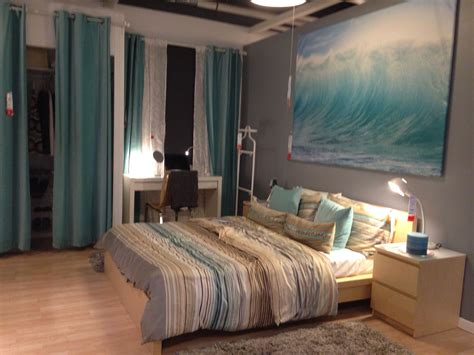beach themed bedroom   sold  ikea love