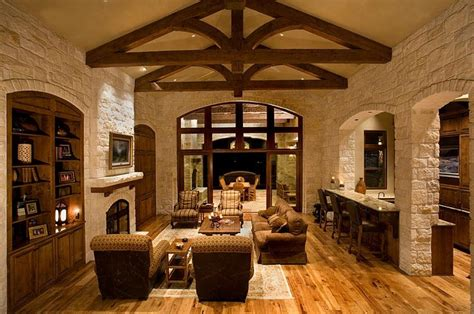 Home Source Interiors Rustic House Plans With Interior Photos