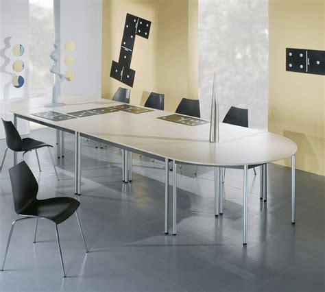 buro table cheap half moon tables buro 1200mm diameter
