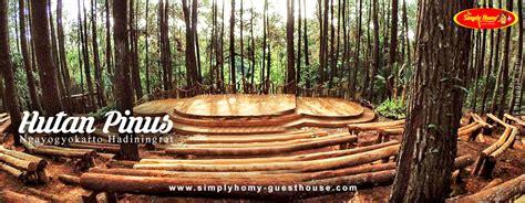 Promo Bakpia Mutiara Murah ternyata liburan di hutan pinus jogja asik juga lho