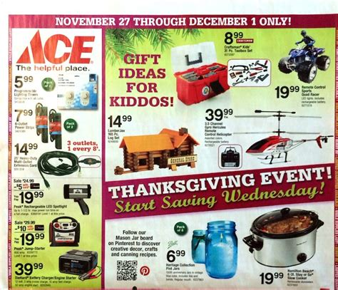 5 stories for friday ace hardware coming to n ogden ace hardware black friday ad black friday ads