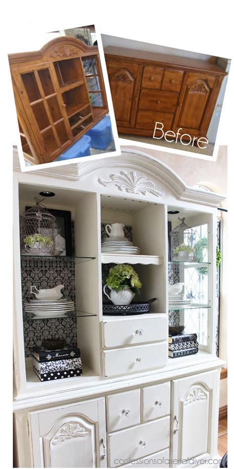 china cabinet makeover ideas china cabinet makeover confessions of a serial do it