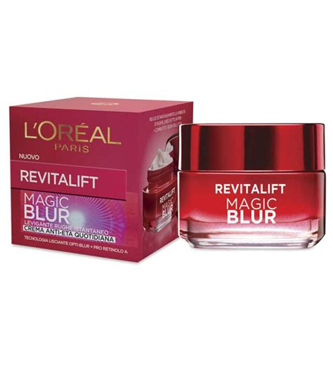 Loreal Magic Blur l oreal revitalift magic blur crema viso anti eta