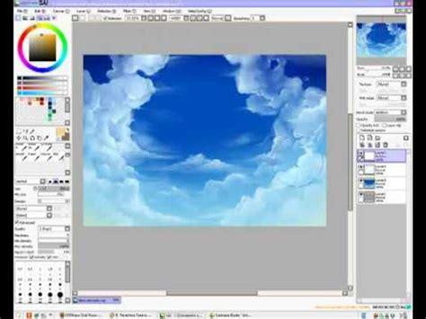 paint tool sai zdarma jak malovat nebe jak kreslit mangu