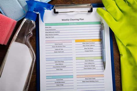 organizzare pulizie casa come organizzare le pulizie di casa evicus