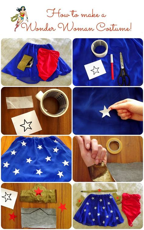 wondering how to make up how to make a wonder woman costume dress make up the