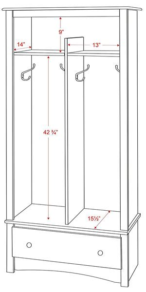 mudroom size entryway organizer with hooks cubbies drawer pros cons