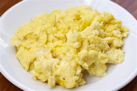 Scrambled Egg Pasta Recipe Dishmaps