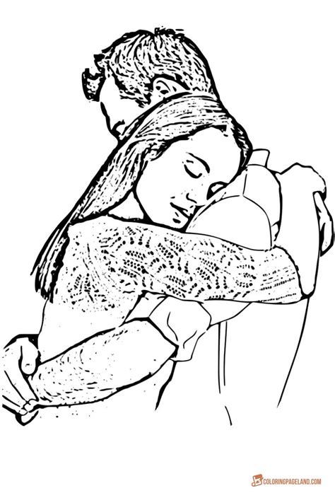 love coloring pages  printable bw pictures