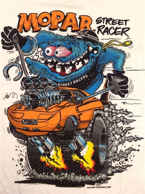 Rat Fink Mopar   Mopar Clips & Art   Pinterest   Mopar, Rats and Rat fink