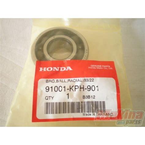Bearing Innova 91001kph901 Crankshaft Bearing Right Honda Anf 125 Innova