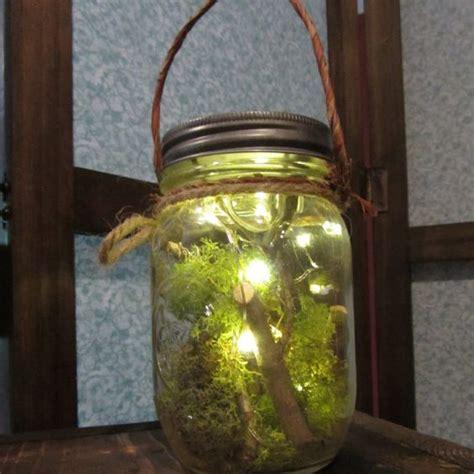 jar firefly lights battery operated led lights in a jar looks like