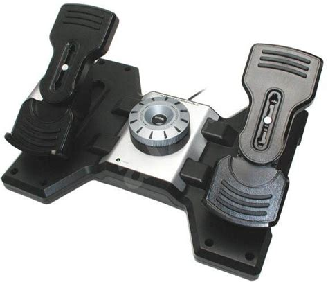 Saitek Pro Flight Rudder Pedals saitek pro flight rudder pedals professional controller alzashop