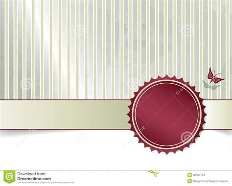 label design background vintage background with banner stock images image 32464114