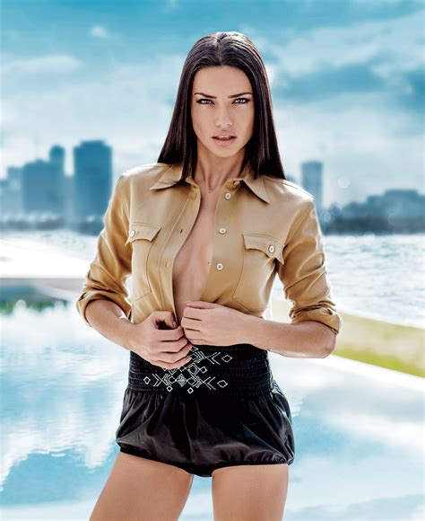 How To Design Home Network by Supermodel Adriana Lima Reveals Bringing A Bible Backstage