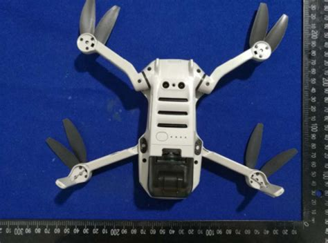 dji mavic mini drone images specifications leaked