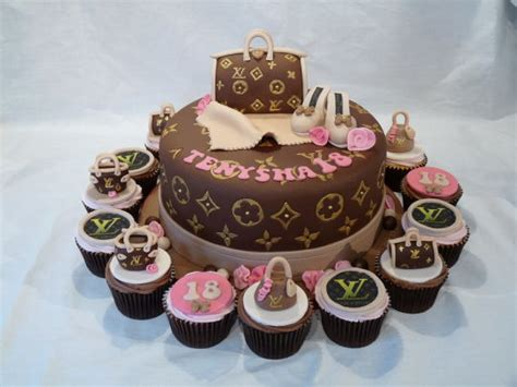 Louis Vuitton Cake Obsession   Lollipuff