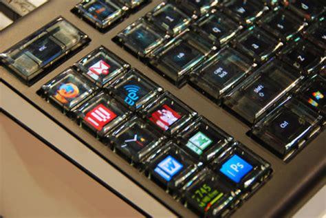 Keyboard Optimus Maximus ces 2008 all the optimus maximus keyboard