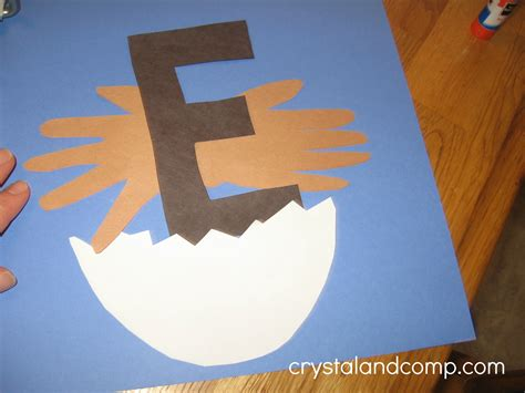 craft preschool letter of the week a preschool craft for the letter e