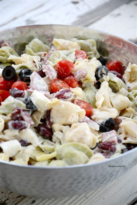 cold salad recipes 25 best ideas about cold tortellini salad on pinterest