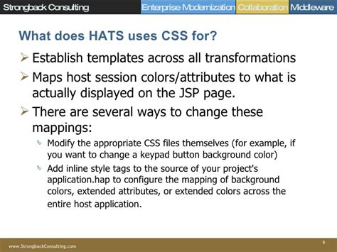 css templates for jsp pages rational hats and css