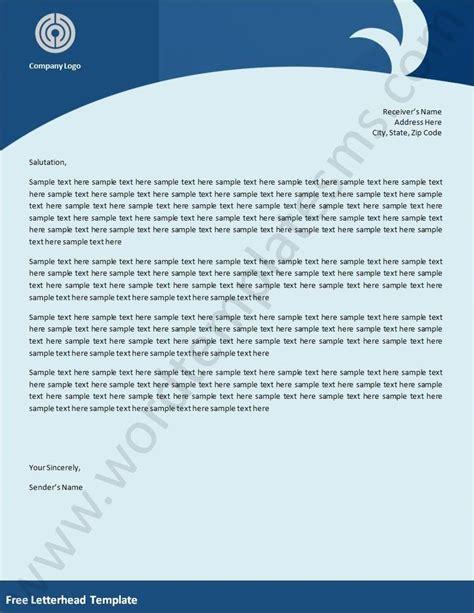 letterhead templates fotolipcom rich image