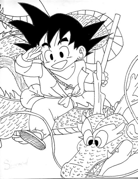 young goku coloring pages goku ssj4 coloring pictures to pin on pinterest tattooskid