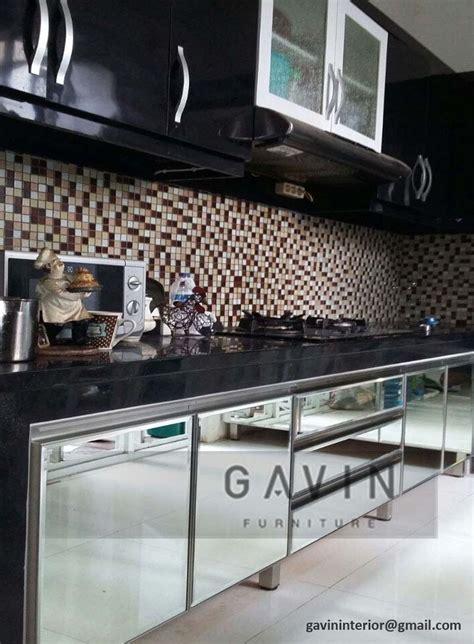 Cermin Pejompongan harga lemari dapur kitchen set stainless lemaridapur net
