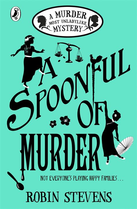 murder in the meadow a gripping crime mystery of twists books a spoonful of murder a murder most unladylike mystery by