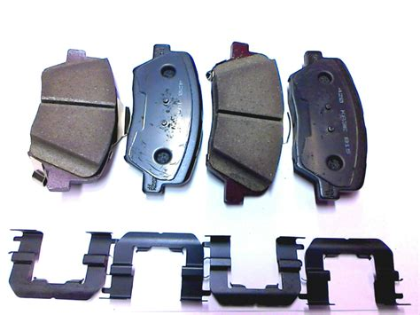 Kia Brake Pads 2015 Kia Sorento Brake Pads Disc Brake Pad Set Front